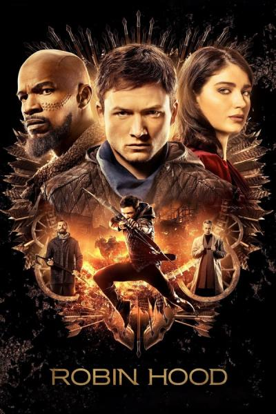 Cover of Robin Hood