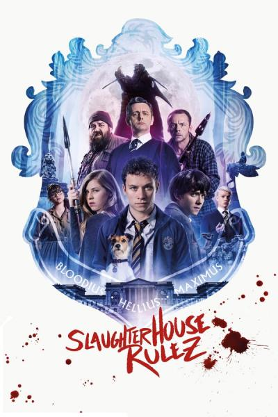 Cover of Slaughterhouse Rulez