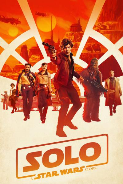 Cover of Solo: A Star Wars Story