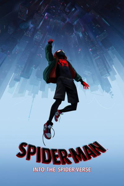 Cover of Spider-Man: Into the Spider-Verse