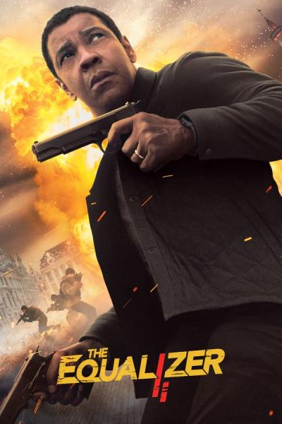 Cover of The Equalizer 2