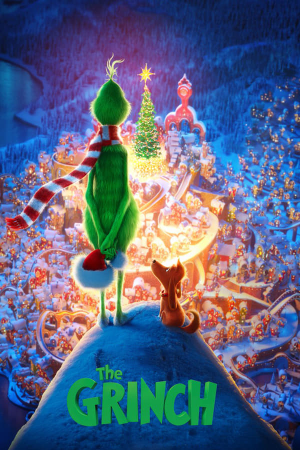 Cover of the movie The Grinch
