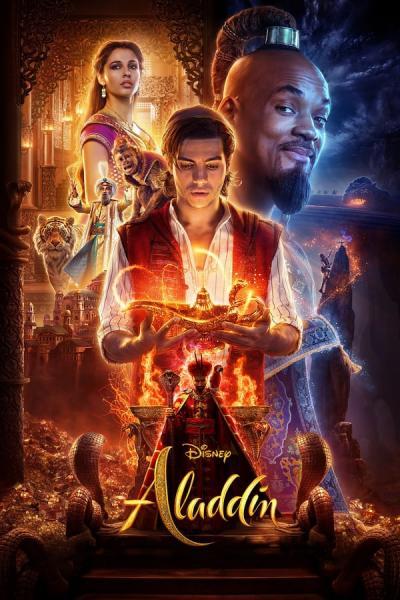 Cover of Aladdin