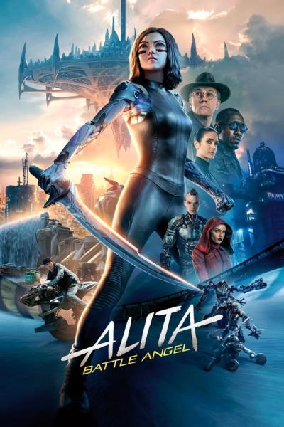 Cover of Alita: Battle Angel
