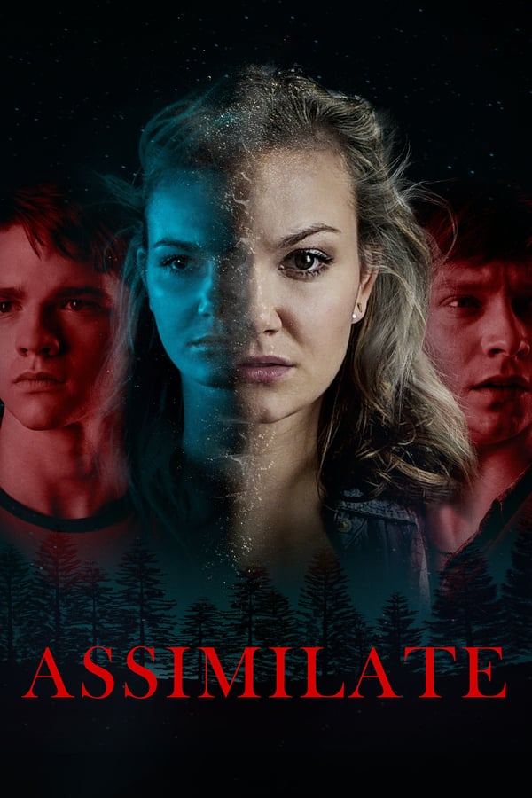 Cover of the movie Assimilate