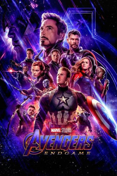 Cover of Avengers: Endgame