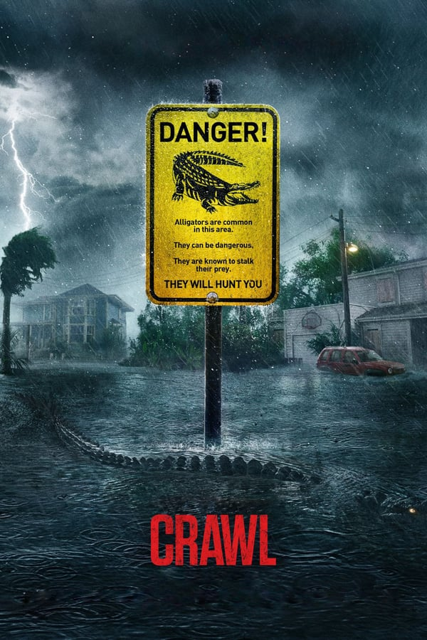 Cover of the movie Crawl