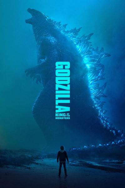 Cover of Godzilla: King of the Monsters