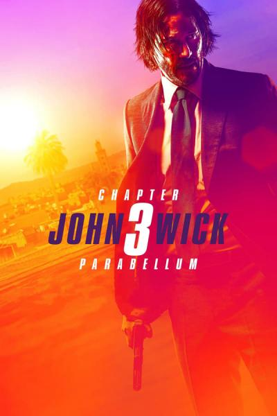 Cover of John Wick: Chapter 3 - Parabellum
