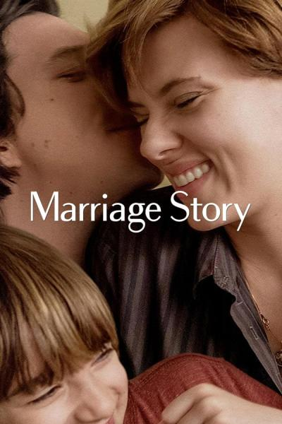 Cover of Marriage Story