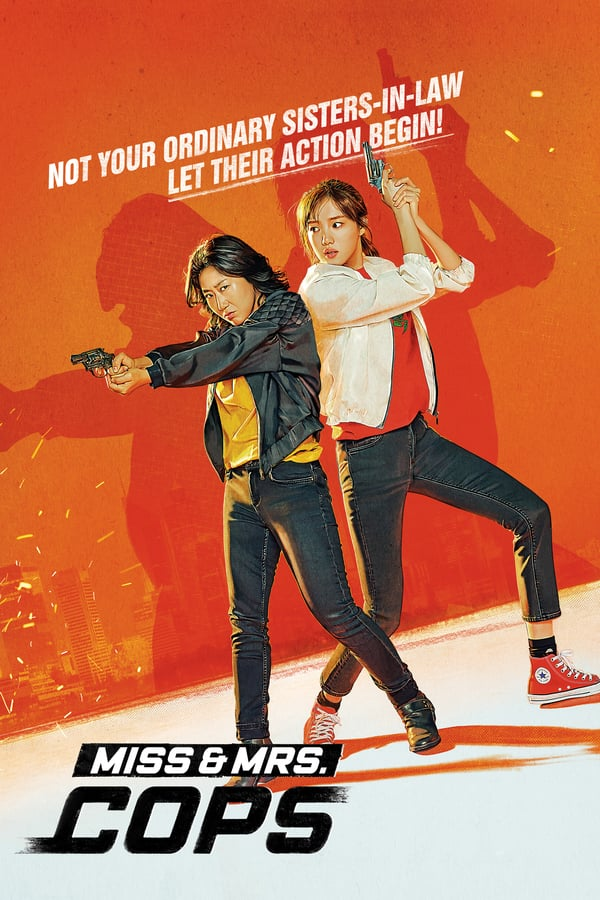 Cover of the movie Miss & Mrs. Cops