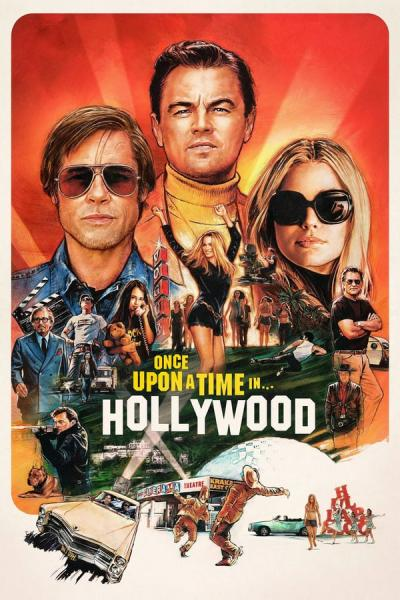 Cover of Once Upon a Time… in Hollywood