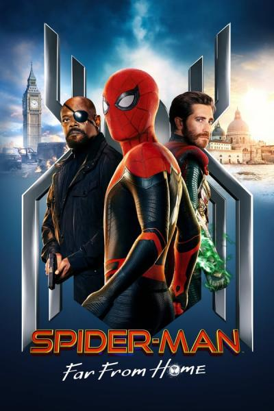 Cover of Spider-Man: Far from Home