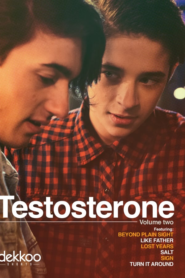Cover of the movie Testosterone: Volume Two