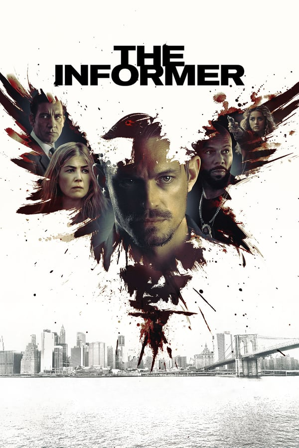 Cover of the movie The Informer