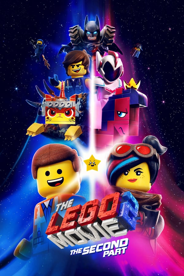 Cover of the movie The Lego Movie 2: The Second Part