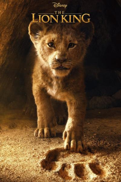 Cover of The Lion King