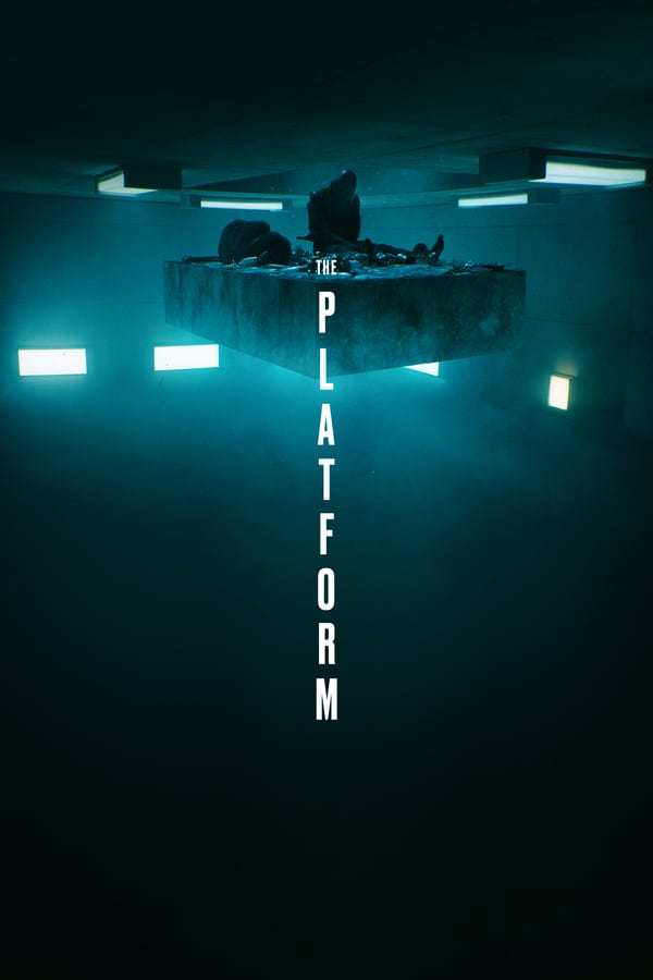 Cover of the movie The Platform