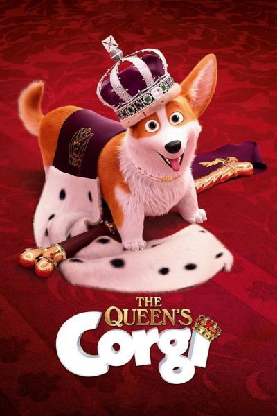 Cover of The Queen's Corgi