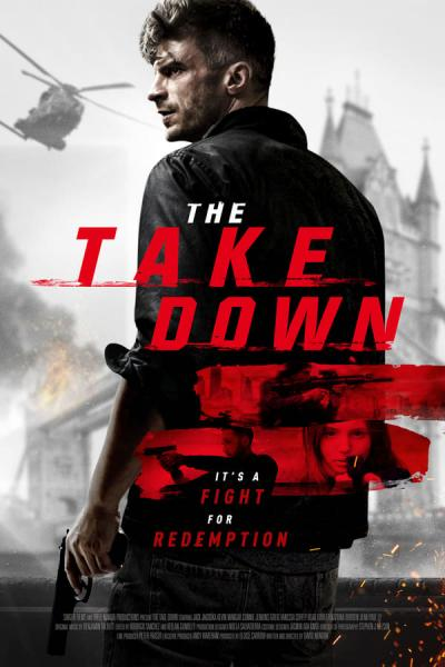 Cover of The Take Down