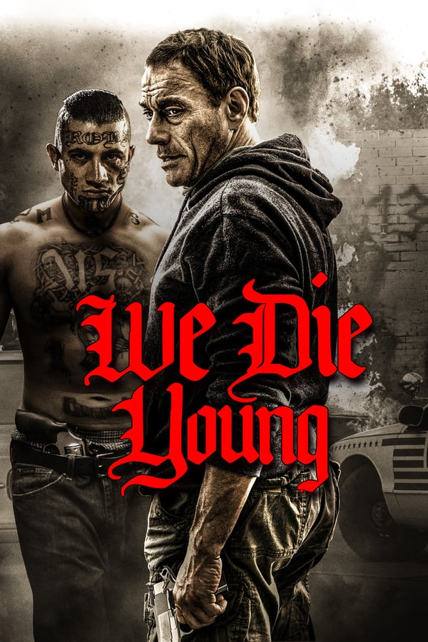Cover of the movie We Die Young