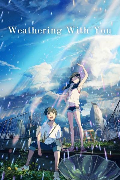 Cover of Weathering with You