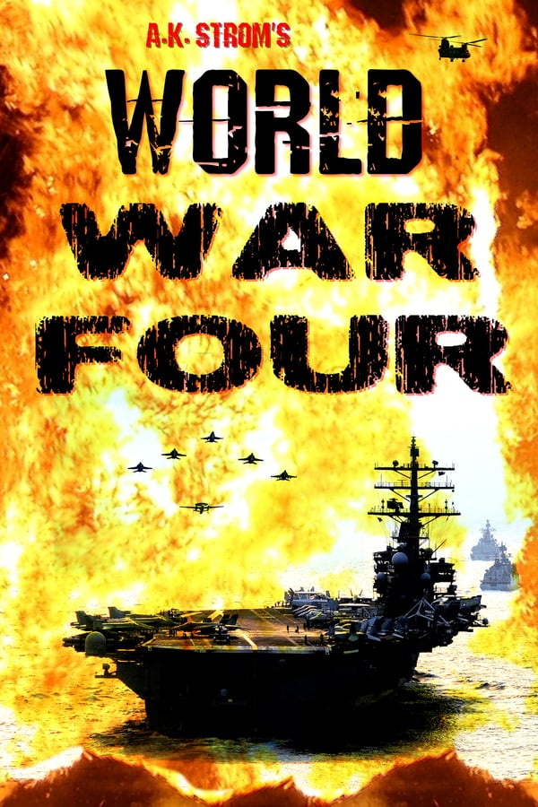 Cover of the movie World War Four