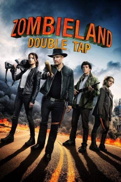 Cover of the movie Zombieland: Double Tap