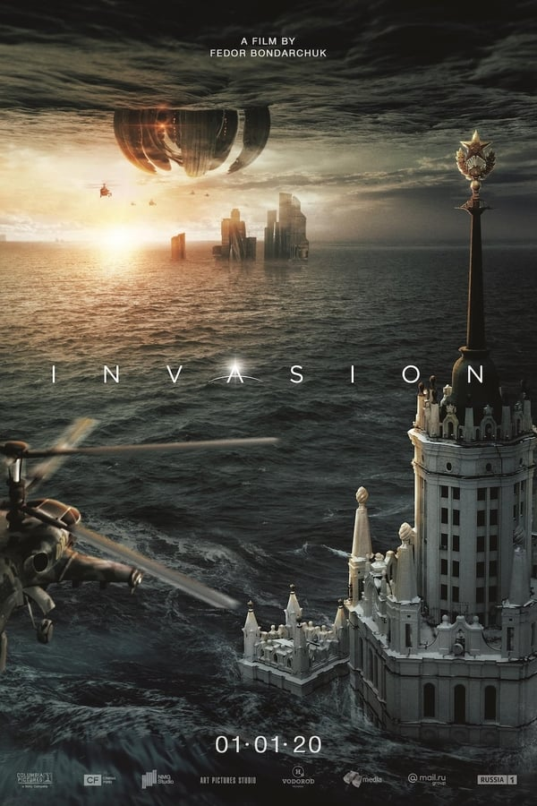 Cover of the movie Invasion