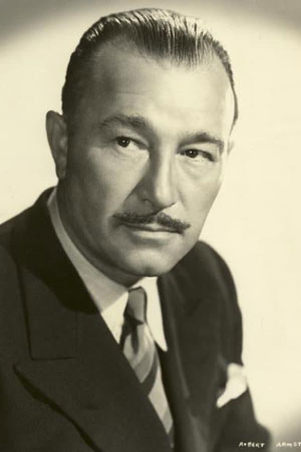 Image of Robert Armstrong