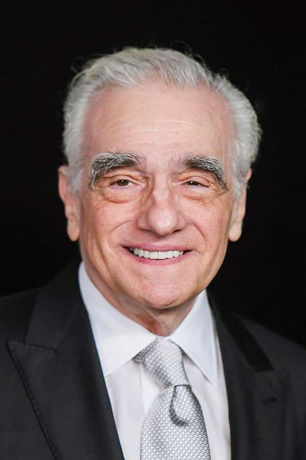 Image of Martin Scorsese