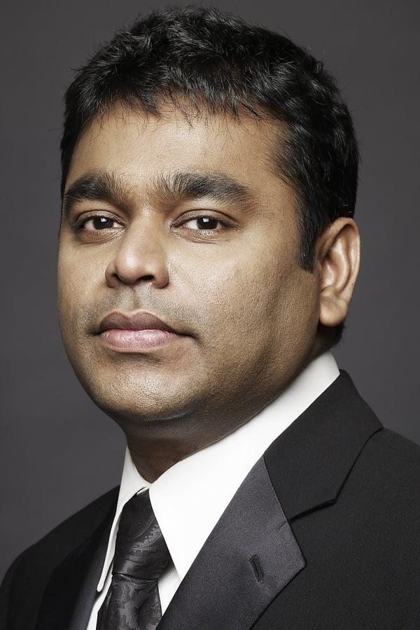 Image of A. R. Rahman